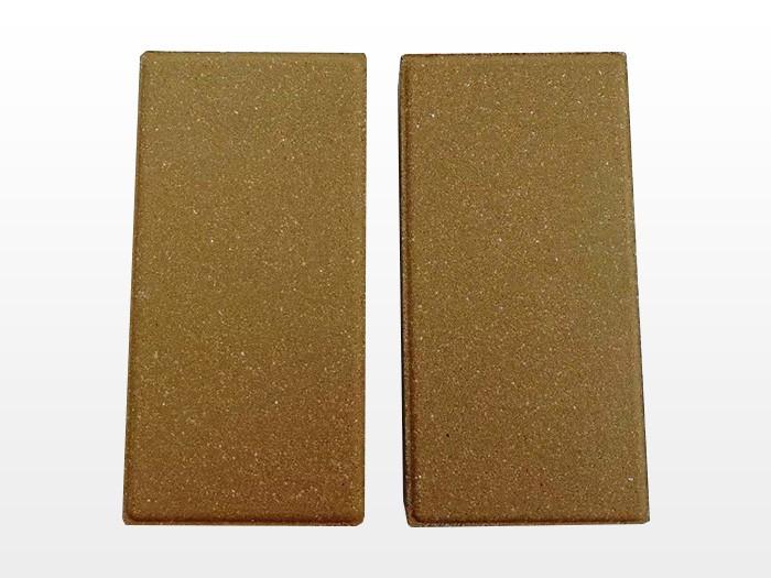 浅棕透水砖