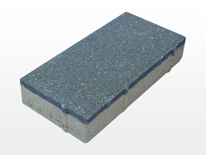 深灰透水砖