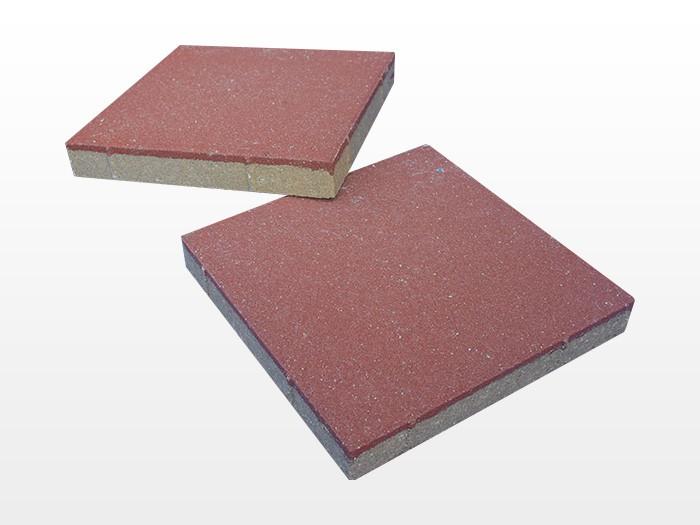 陕西赤泥透水砖