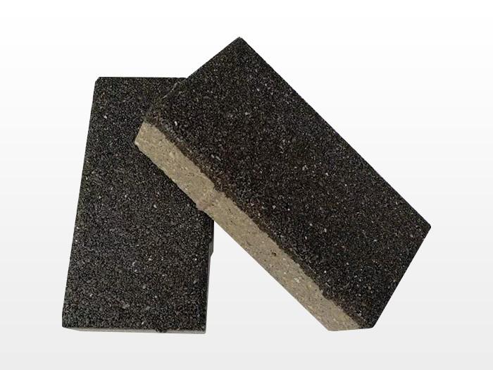 黑色透水砖